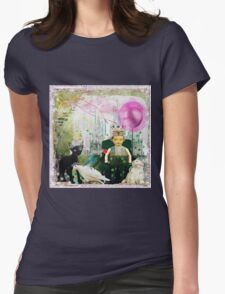 The King of Everything Womens Fitted T-Shirt