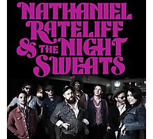 NATHANIEL RATELLIFF & The Night Sweats Photographic Print