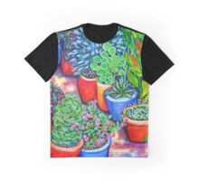 Down the Garden Path Graphic T-Shirt
