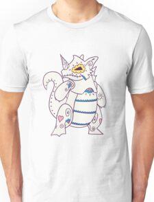 Rhydon Popmuerto | Pokemon & Day of The Dead Mashup Unisex T-Shirt