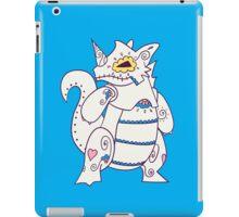 Rhydon Popmuerto | Pokemon & Day of The Dead Mashup iPad Case/Skin