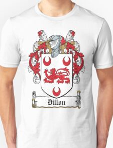 Dillon Coat of Arms (Westmeath, Ireland) T-Shirt