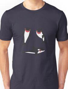 Cute Whales Unisex T-Shirt