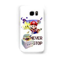 GameCube Tribute - Mario Party Samsung Galaxy Case/Skin