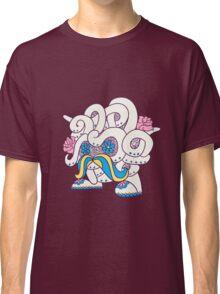 Tangela Popmuerto | Pokemon & Day of The Dead Mashup Classic T-Shirt