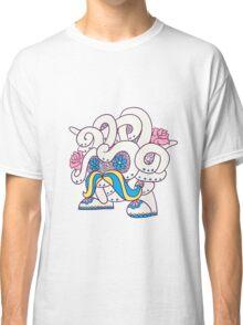 Tangela Popmuerto   Pokemon & Day of The Dead Mashup Classic T-Shirt
