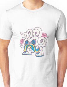 Tangela Popmuerto | Pokemon & Day of The Dead Mashup Unisex T-Shirt