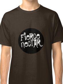 Fierce Nectar Chalk Logo Tee Classic T-Shirt