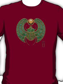 Jade Scarab  T-Shirt