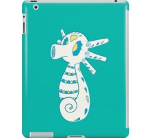 Horsea Popmuerto | Pokemon & Day of The Dead Mashup iPad Case/Skin