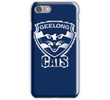 Geelong Cats AFL Team iPhone Case/Skin