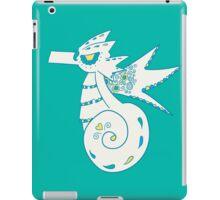 Seadra Popmuerto | Pokemon & Day of The Dead Mashup iPad Case/Skin