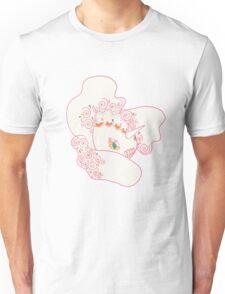Goldeen Popmuerto | Pokemon & Day of The Dead Mashup Unisex T-Shirt