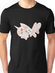 Seaking Popmuerto | Pokemon & Day of The Dead Mashup Unisex T-Shirt