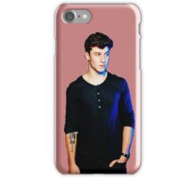 Shawn M . iPhone Case/Skin