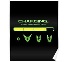 CHARGING CELL Poster