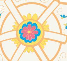 Staryu Popmuerto | Pokemon & Day of The Dead Mashup Sticker