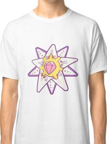 Starmie Popmuerto | Pokemon & Day of The Dead Mashup Classic T-Shirt