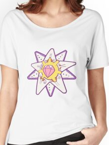 Starmie Popmuerto | Pokemon & Day of The Dead Mashup Women's Relaxed Fit T-Shirt
