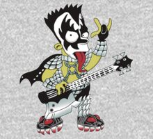 Bart Joins KISS Kids Clothes