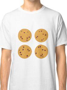 Yummy Chocolate Cookies Classic T-Shirt