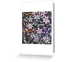 Summers Night Greeting Card