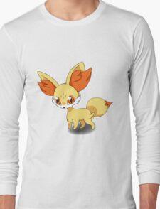 Fennekin Pokemon Long Sleeve T-Shirt