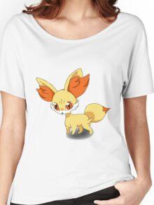Fennekin Pokemon Women's Relaxed Fit T-Shirt