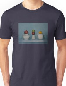 Still life with tea and fruit  Unisex T-Shirt