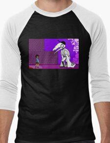 Undertale vs. Off Men's Baseball ¾ T-Shirt