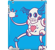 Mr. Mime Popmuerto | Pokemon & Day of The Dead Mashup iPad Case/Skin