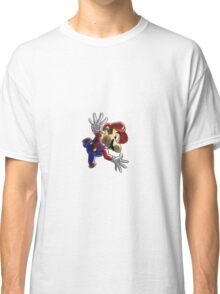 Mario Screen KO! Classic T-Shirt