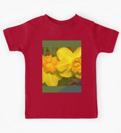 Daffodils Kids Tee