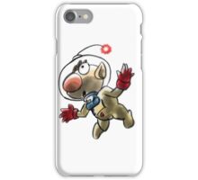 Olimar Screen KO! iPhone Case/Skin