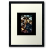 wild nature trip Framed Print