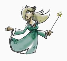 Rosalina Screen KO! by ceruleanmocha