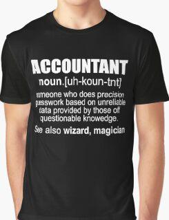 Accountant Graphic T-Shirt
