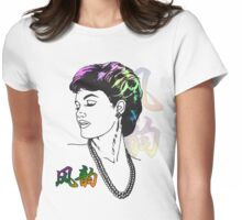 Upper Class Charm Womens Fitted T-Shirt