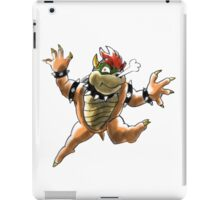 Bowser Screen KO! iPad Case/Skin