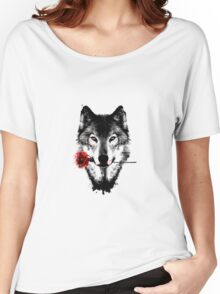 wolf and rosse Women's Relaxed Fit T-Shirt