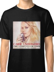 Carrie Underwood-The Story Teller Classic T-Shirt