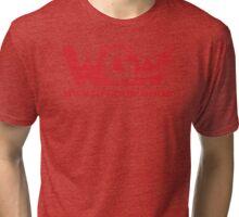 Wicked Good Wood, LLC Red Tri-blend T-Shirt