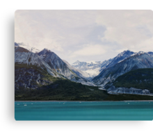 Alaska Wilderness Canvas Print