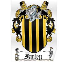 Farley Coat of Arms (Irish) Poster