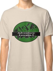 Adventure Awaits Classic T-Shirt
