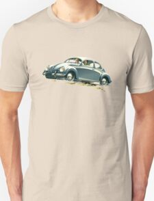 Classic Car keeps the Lead (V.2) Unisex T-Shirt