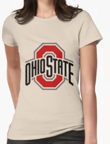 Ohio State Womens Fitted T-Shirt