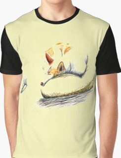 Beanie in the Morning Graphic T-Shirt