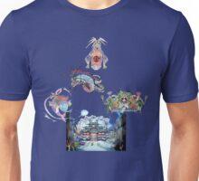 Dragon Palace Unisex T-Shirt