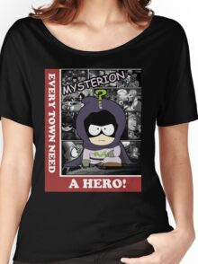 Mysterion - A power or curse? Women's Relaxed Fit T-Shirt